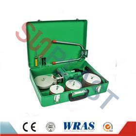 75-110mm de Lasmachine van het Contactdoosfusie voor PPR-Pijp & amp; HDPE-buis