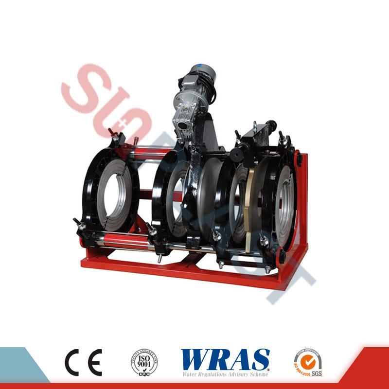 710-1000mm Hydraulische het Lassenmachine van het Uiteindefusie voor HDPE-Pijp